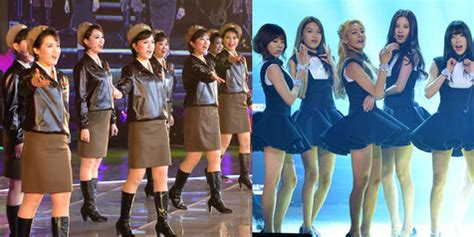 wow presiden korea utara kim jong  punya girlband fans