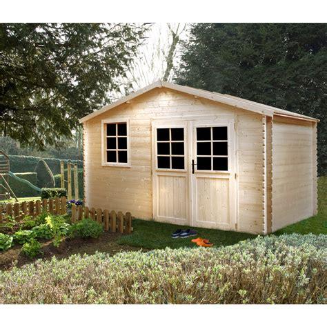 abri de jardin bois rovaniemi 10 18m 178 abri de jardin