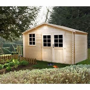 Abri Bois Pas Cher : abri de jardin bois rovaniemi abri de jardin ~ Dailycaller-alerts.com Idées de Décoration
