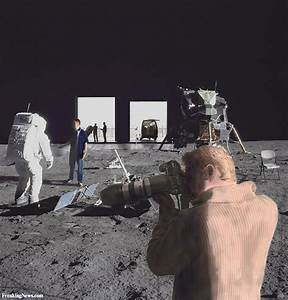 Apollo Landing Hoax Proof Pictures