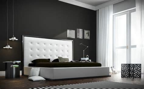 moderne schlafzimmer le choisissez un lit en cuir pour bien meubler la chambre 224 coucher