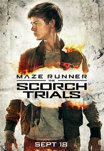 More 'Maze Runner: The Scorch Trials' Character Posters