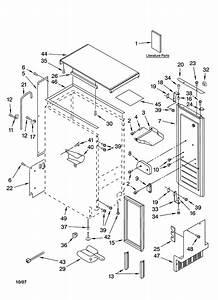 33 Kenmore Elite Ice Maker Diagram