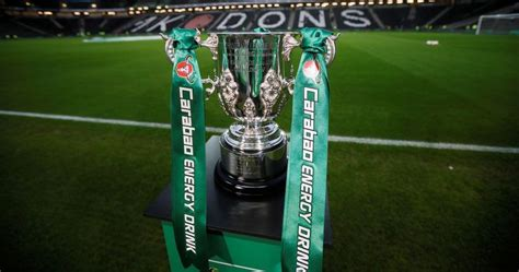 Carabao Cup draw RECAP: Semi-final fixtures decided with ...