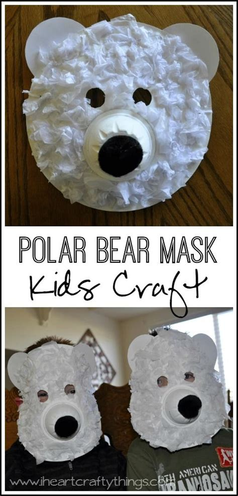 polar masks child activities and crafts 595   9826c6aba1f525664c88f1c20064c4d9