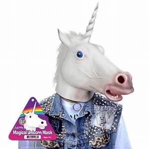 Magical Unicorn Mask - Archie McPhee & Co