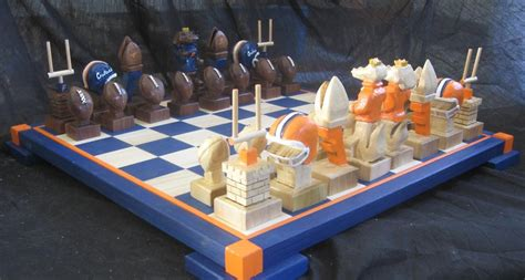 florida gators football chess set  jim arnold