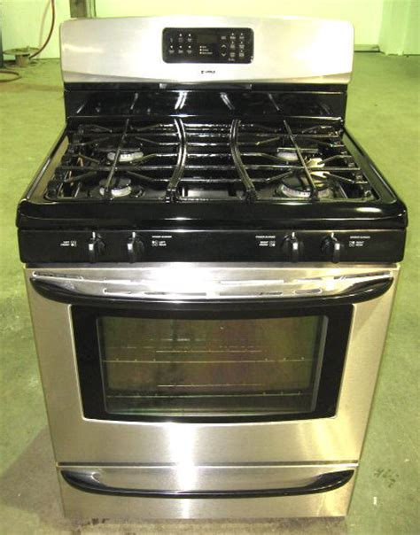 used gas range for stoves used gas stoves 8769