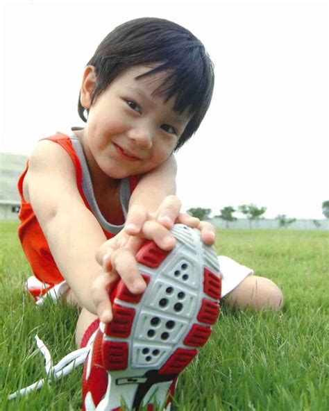 pin oleh ania s di nanon korapat foto bayi thailand