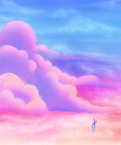 Cotton Candy Wallpaper - WallpaperSafari