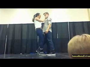 Dance Moms - Brandon and Payton turn me on ( extras) - YouTube