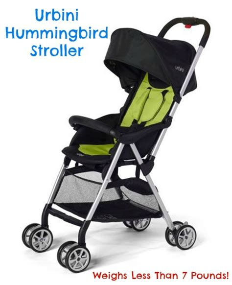 strollers for less urbini hummingbird stroller review stylish and weighs