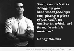 Henry Rollins Quotes Bodybuilding  Quotesgram