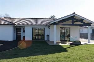 Idée Construction Maison : prix construction maison contemporaine toit plat ~ Premium-room.com Idées de Décoration