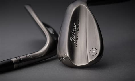 limited edition titleist vokey design ad sixty wedge