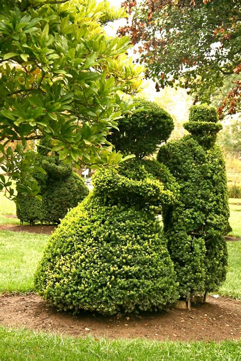 Cool Columbus: Topiary Garden