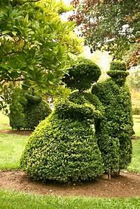 Cool, Columbus, Topiary, Garden