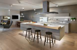 Open Kitchen Plans With Island New Bulthaup Kitchen Displays At The Swindon Showroom Hobsons Choice Hobsons Choice