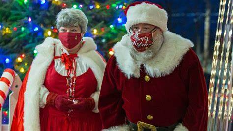 Santa Claus is coming in spite of COVID-19 pandemic