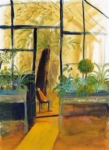 Jardin Dessin Couleur : oamul lu le jardin illustration dessin couleur et ~ Melissatoandfro.com Idées de Décoration