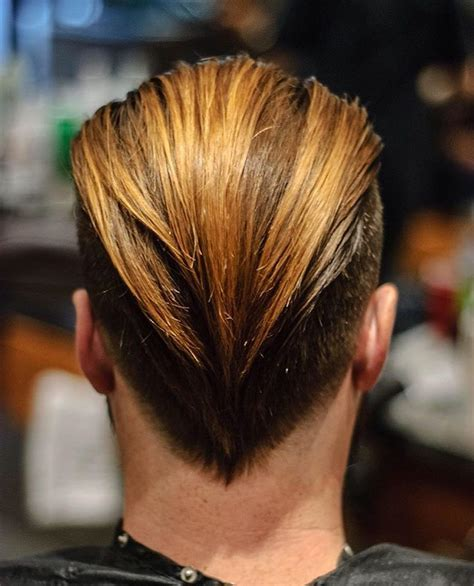 awesome  handsome  cut hair fashions   shape