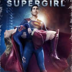 CW Superman Supergirl