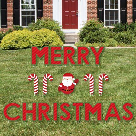 merry christmas yard sign outdoor lawn decorations