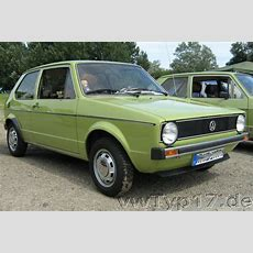 1 Original Golf I Ig Ev  Der Urgolf Von Vw Im