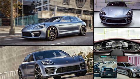 2014 Porsche Panamera Sport Turismo