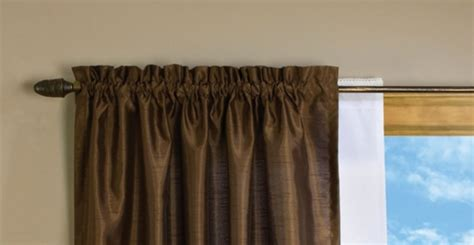 Thermalogic Rod Pocket Curtain Liner by Ildeal Multi Purpose Energy Efficient Insulated Liner