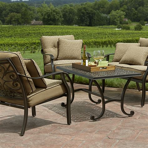 agio international patio furniture agio outdoor furniture kmart