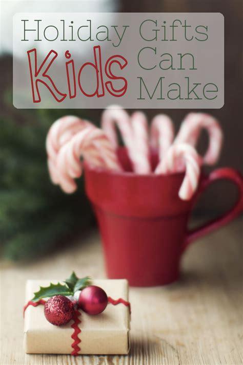 diy christmas gifts kids can make ed snapshots