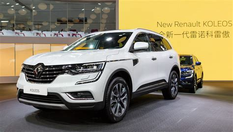 Renault Koleos Picture by 2017 Renault Koleos Picture 674110 Car Review Top Speed