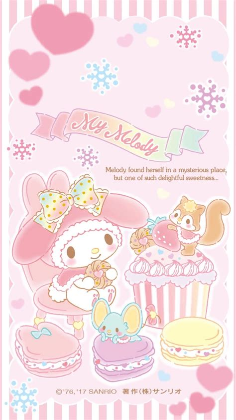 Hello kitty wallpapers for android phone wallpaper cave. So cute.💓 #mymelody #sanrio #macarons #wallpaper.   My melody wallpaper, Hello kitty pictures ...