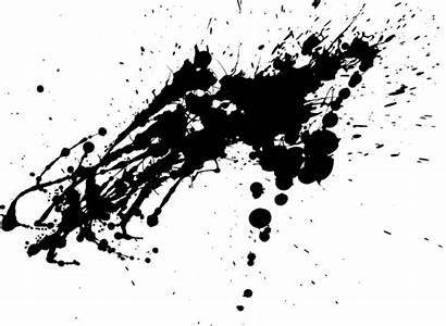 Ink Splatter Splash Paint Drip Splattered Drop