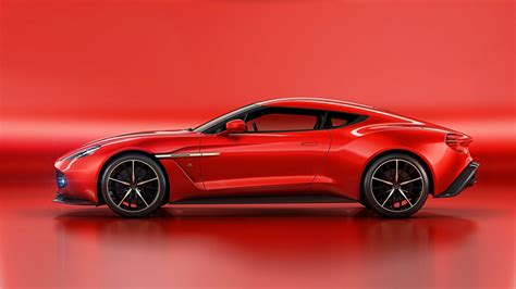 Aston Matin Car : 2016 Aston Martin Vanquish Zagato Concept » Car-revs-daily.com