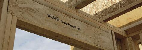 Tji Floor Joist Depths by Engineered Lumber Niece Lumber