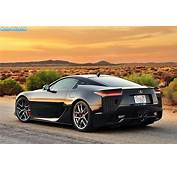 New 2012 Cars Lexus LFA HD Wallpapers