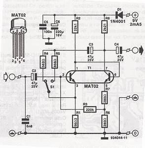 low noise microphone amplifier circuit With classroom microphone circuit