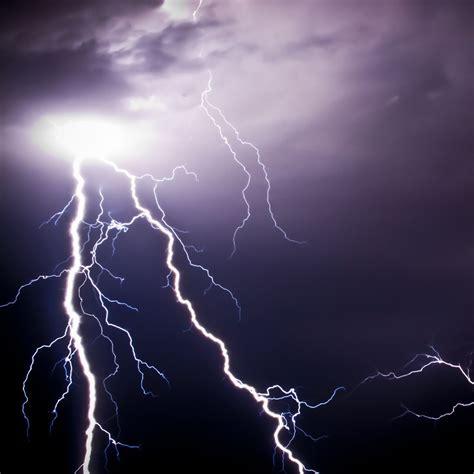 lightning strike ipad wallpaper  lost  arte