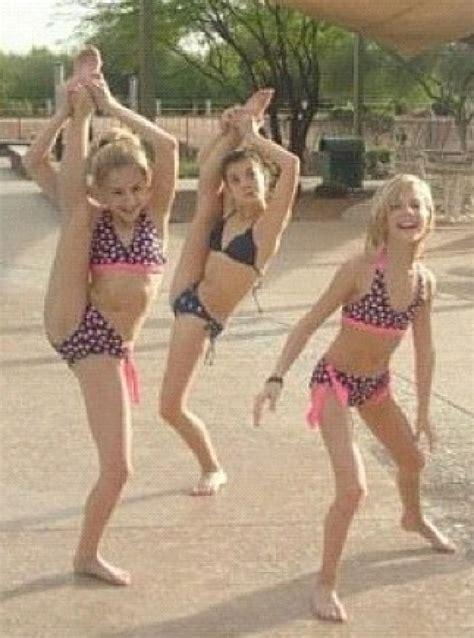 chloe lukasiak bikini chloe brooke and paige having fun pool side brooke