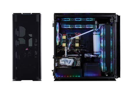 obsidian series  premium super tower pc case gaming pc cases corsair
