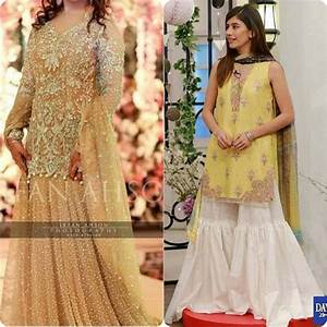 Latest Bridal Mehndi Dresses Collection 2017 | Stylo Planet