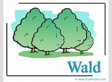 Wald ClipartBild free