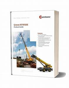 Grove Rt9150e Product Guide
