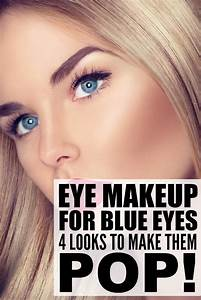 Makeup Tips for Blond Hair and Blue Eyes  LEAFtv