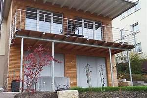 holz im garten dangel holzbau With französischer balkon mit garten könig carport