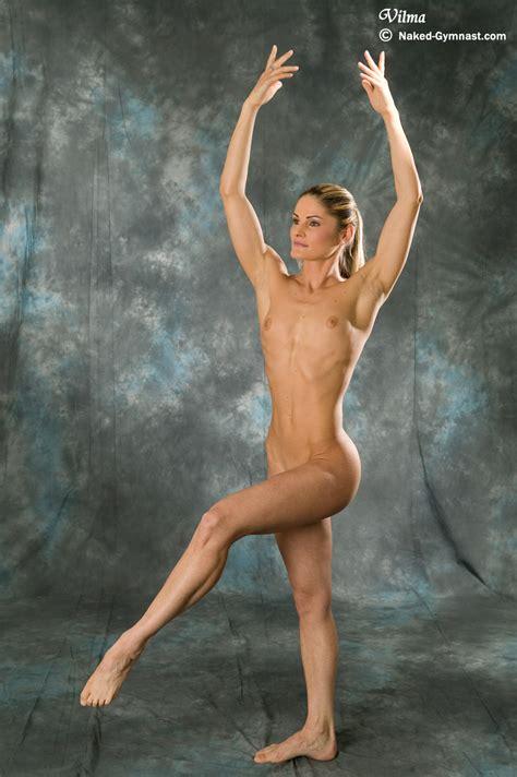 Flexy Teens Extreme Naked Gymnastics