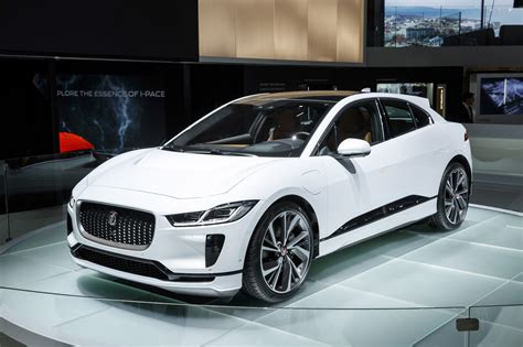Quick Specs  2019 Jaguar Ipace  Top Speed