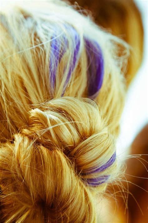Pretty In Prestige Bold Summer Hair Hot Streaks Of Color